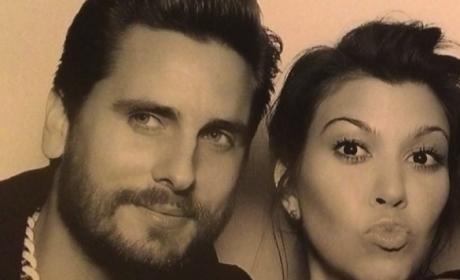 Kourtney Kardashian and Scott Disick Hang Out: What Does It Mean?!?!?
