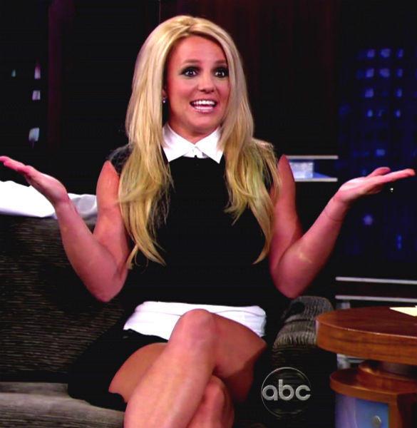 Ding Dang Britney!