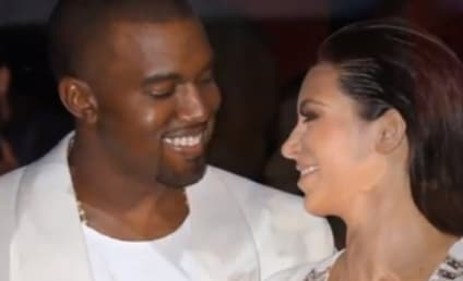 Kim Kardashian and Kanye West: The Video Year in Review