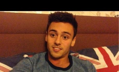 Tom Daley: I'm Dating a Guy, and Couldn't Be Happier