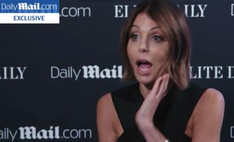 Bethenny Frankel: Totally Changed Her Face by Getting Botox WHERE?