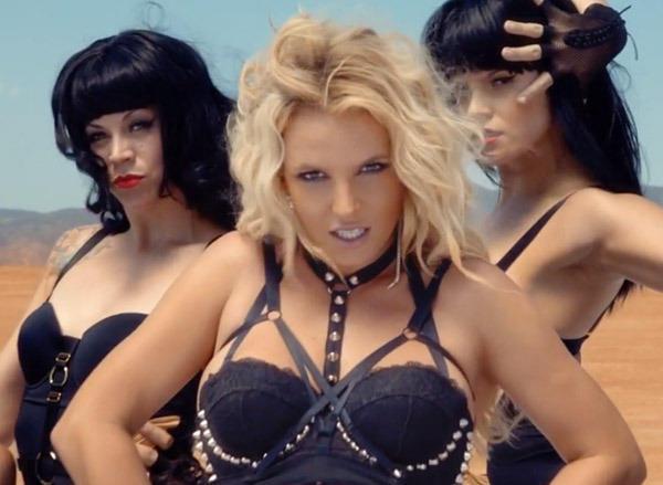 Britney: Work, Bitch!