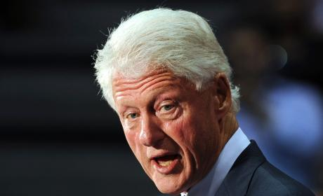 Bill Clinton: Accused By Former Child Sex Slave?