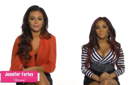 Snooki, JWoww Interview