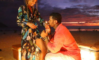 Ciara and Russell Wilson: Engaged!