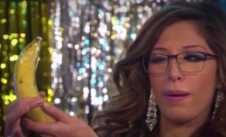 Farrah Abraham Teaches Sex Ed on Celebrity Big Brother