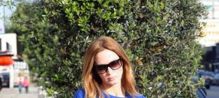 Celebrity Hair Affair: Emily Blunt