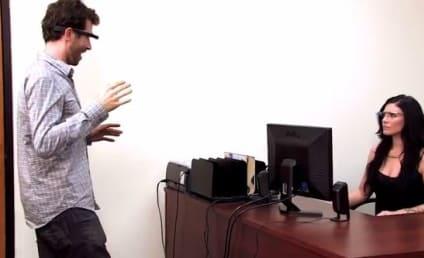 James Deen, Google Glass Team Up For Porno