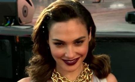 Gal Gadot Cast as Wonder Woman in Man of Steel Sequel