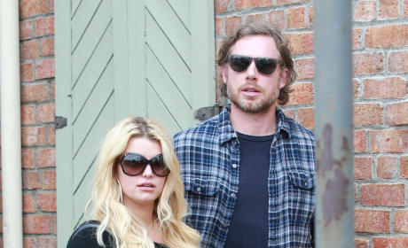 Eric Johnson, Jessica Simpson Picture