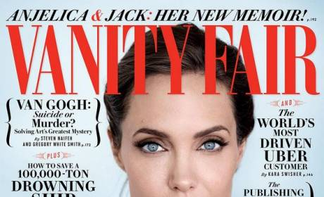 Angelina Jolie Talks Marriage to Brad Pitt: The Kids Make the Rules!
