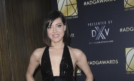 Aubrey Plaza: Art Directors Guild 20th Annual Excellence in Production Awards