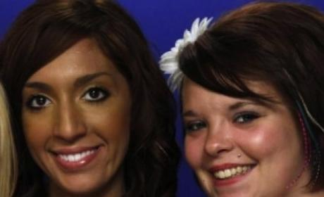 Farrah Abraham & Catelynn Lowell: Feuding on Twitter! AGAIN!