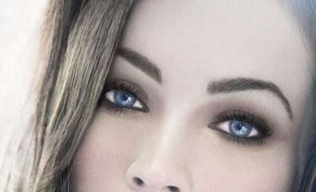 Megan Fox Armani Pic