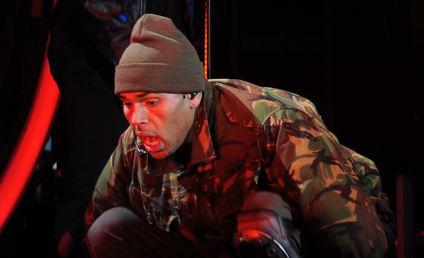 Chris Brown Reportedly Denies Phone Ganking