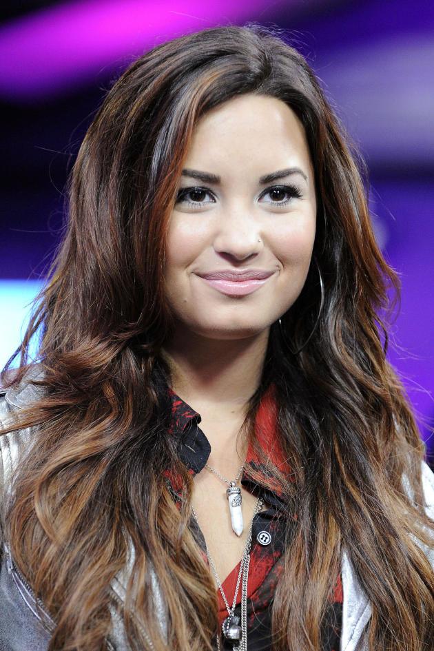 Demi Lovato in Canada