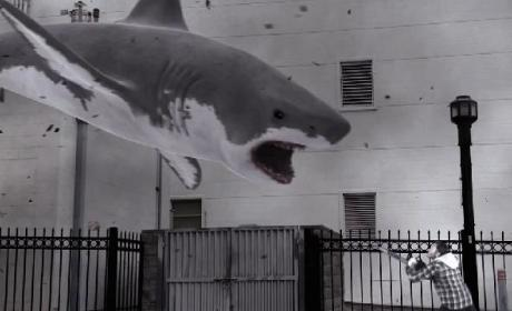 Sharknado Trailer: Extended, Because You Need Even More Sharknado!