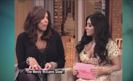 Awww: Snooki Apologizes to Joy Behar, The View