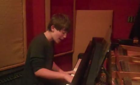 Greyson Chance - I Wanna Be Where You Are