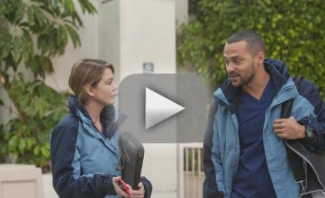 Grey's Anatomy Season 12 Episode 13 Recap: All Eyez on Me