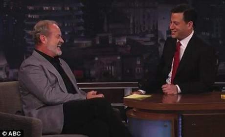 "Kelsey Grammer Speaks on ""Magical"" Night with Kayte Walsh"