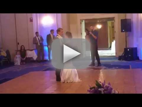 Father shocks daughter with radical marriage dance