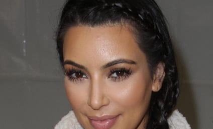 Kim Kardashian: Helping in Haiti
