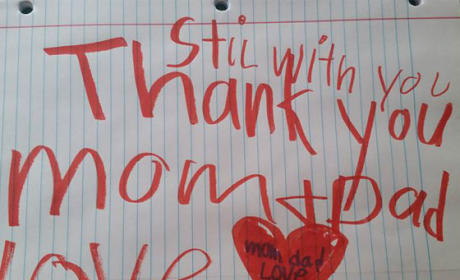 Mother Finds Goodbye Note from 6-Year Old Son After He Dies from Infection