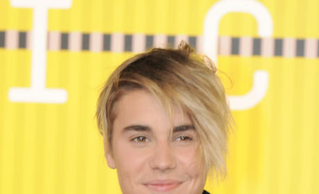 Justin Bieber Channels Kate Gosselin with Awful New Hairstyle