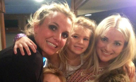 Britney and Jamie Lynn Spears, Kids