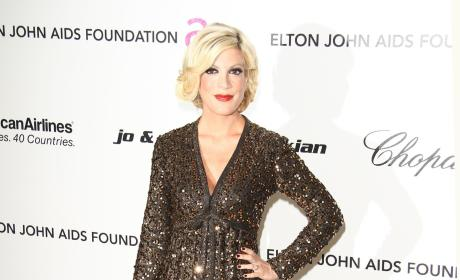 Tori Spelling: Confirmed for 90210 Return!