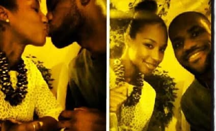LeBron James and Savannah Brinson Honeymoon in Rome, Share Instagram PDA Pics