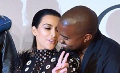 Kim Kardashian Slams Baby Rumor Mill: Listen Only to Me!