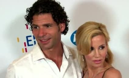 Camille Grammer to Police: Arrest Dimitri Charalambopoulos!