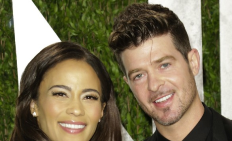 Robin Thicke and Paula Patton: It's REALLY Over!