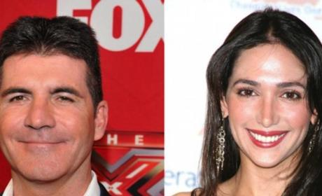 Simon Cowell's History With Lauren Silverman