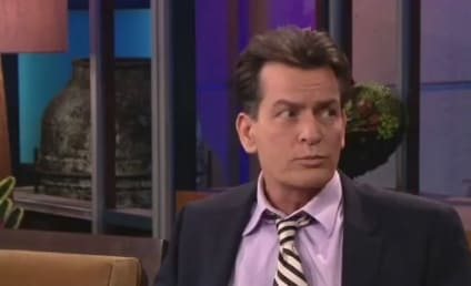 Charlie Sheen on Lance Armstrong: What a Creepy Douche!
