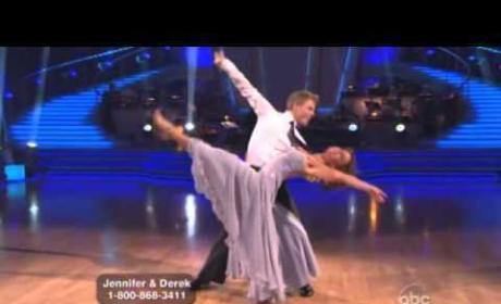 Jennifer Grey on Dancing With the Stars