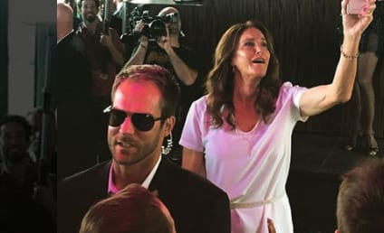 Caitlyn Jenner Attends Gay Pride Party in NYC