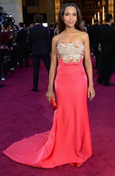 Kerry Washington Oscar Dress