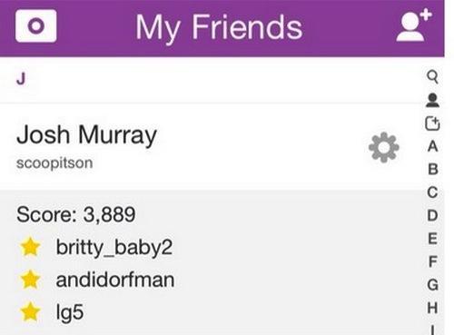 Josh Murray Snap Chat
