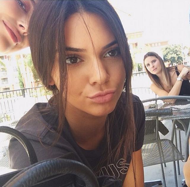 The Selfie Sharer