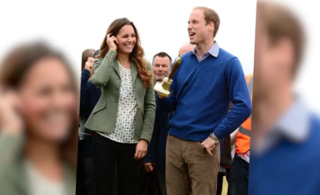 Kate Middleton: First Public Appearance Since Giving Birth