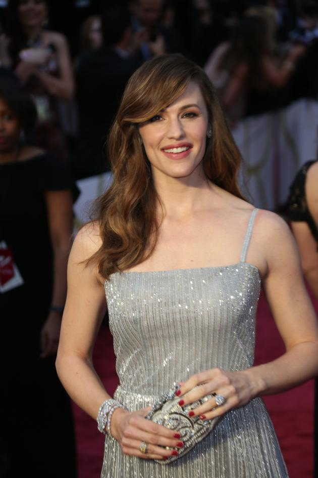 Jennifer Garner at the Oscars