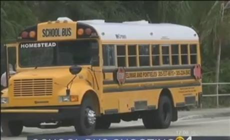 Girl Fatally Shot on School Bus in South Florida