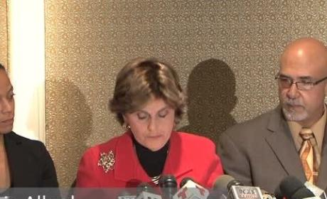 Gloria Allred Defends Attacked Family
