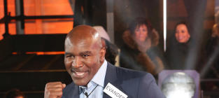 "Report: Evander Holyfield Beats Wife For Not ""Putting God First"""
