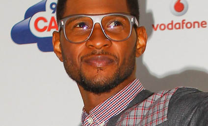 "Usher Fires Back at ""Vile"" Ex-Wife"