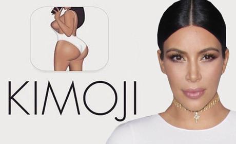 Kim Kardashian Emojis: Yes, These Exist