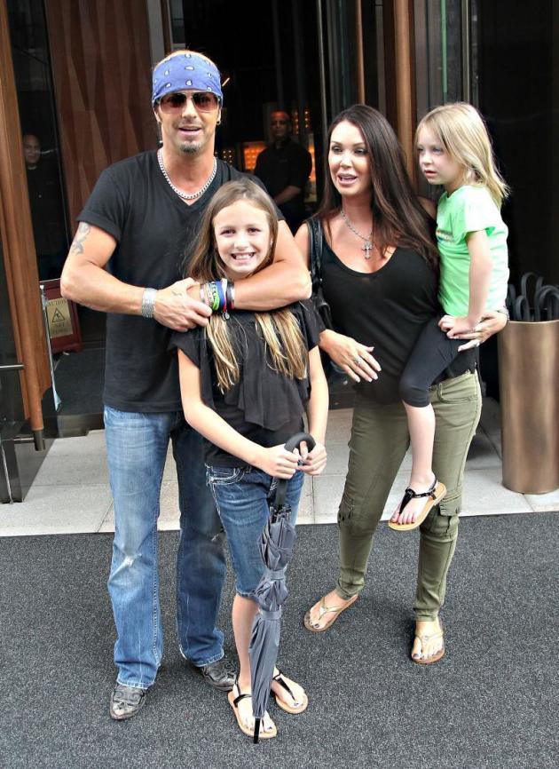 Bret's Family